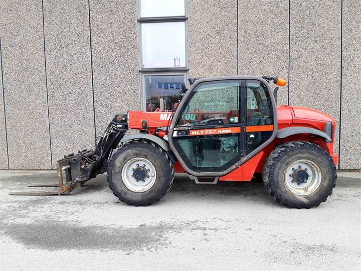 Manitou Mlt627t - 2007