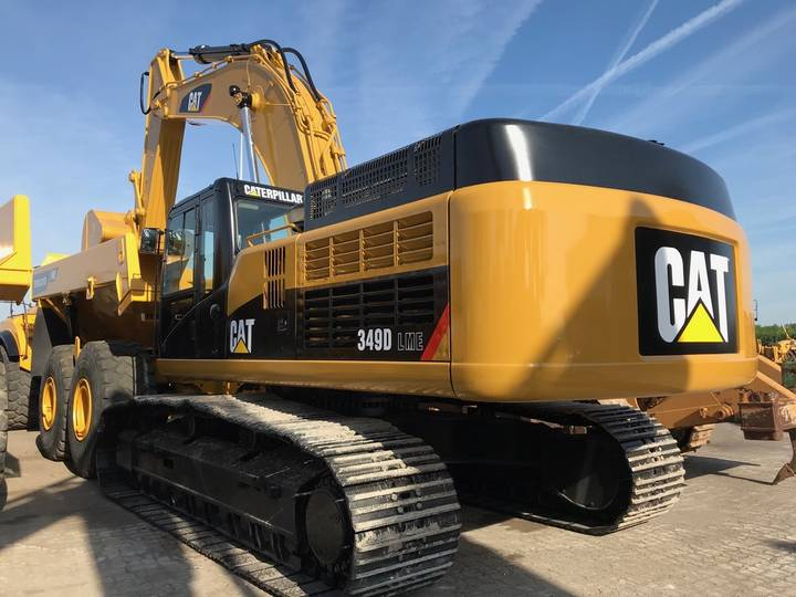 Caterpillar 349DL - 2013