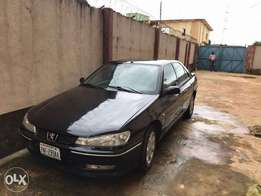 Nigerian used well maintained Peugeot 406