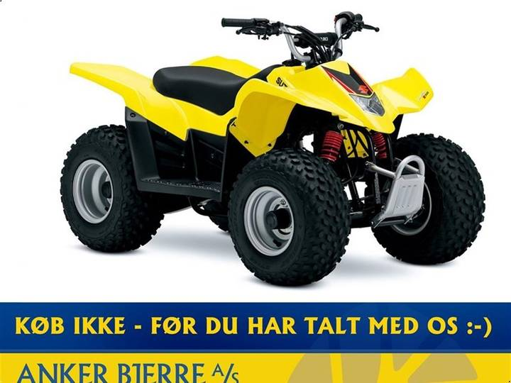 Suzuki LT-Z50 SMART BØRNE-ATV - 2019