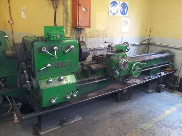 Working lathes machines for sale! Come view and offer Germiston - image 4