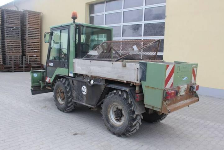 Multicar 601 2002 4x4 - 2002