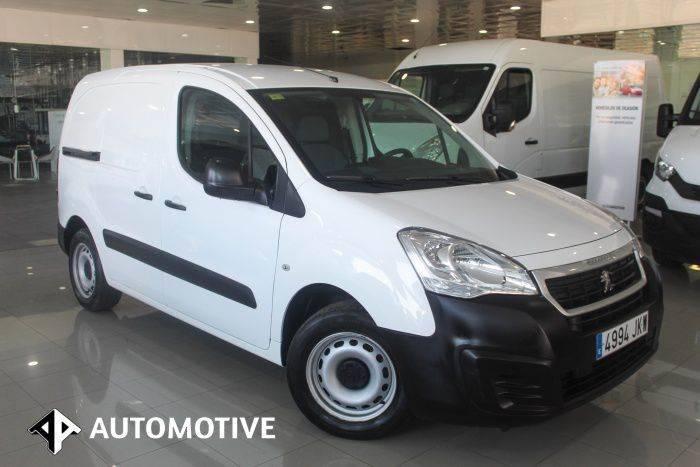 Peugeot Partner Furgón 1.6hdi Confort Pack L1 75 - 2015