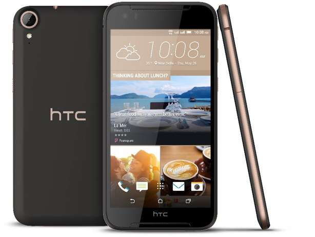 Brand New HTC Desire 830 at shop, with warrant, free delivery Nairobi CBD - image 1