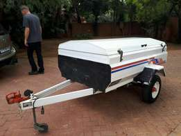 Trailer for your Luggage in very new condition,