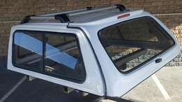 Toyota Hilux vvt DC white Exel Canopy for Sale!