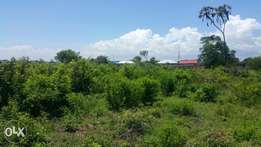 40 by 80 plot for Sale in Mtwapa