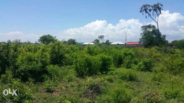 40 by 80 plot for Sale in Mtwapa Mtwapa - image 1