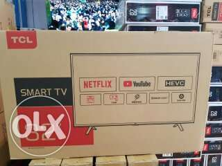"""New Tcl TV 32"""", 40"""" and 50"""" are available Smart /digital Nairobi CBD - image 1"""