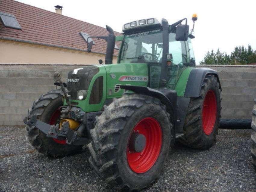 Fendt 718 vario tms - 2009