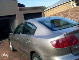 Perfect mazda 3 drive and go 5 speed 2008 model 40,000.00