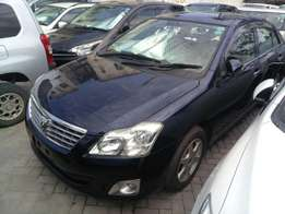 Toyota Premio Blue colour . KCN number . 2010 model Loaded with allo