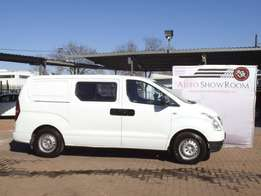 2010 hyundai h-1 2.4 gl affordable workhorse in an immaculate conditio