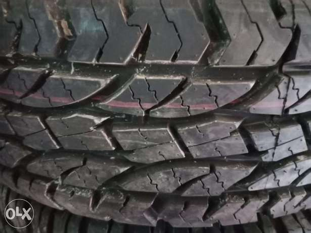 265/65R17 brand new gt severo tyres A/T made in Indonesia. Nairobi CBD - image 1