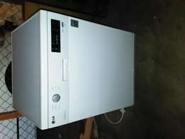Lg direct drive diswasher for sale