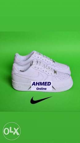 Nike Air Force with box