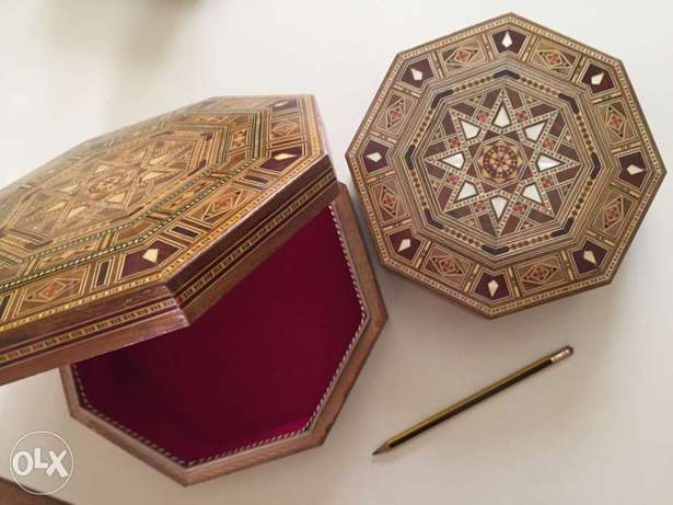 Lovely Hand Crafted Syrian boxes. جدة -  2