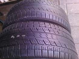 265/50/R20 on special for sale each tyre is R950