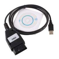 Diagnostic Scan Tool VCM OBD USB Cable For Ford 96-10 vehicles Cars
