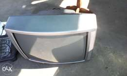 Colour box TV
