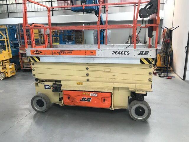 JLG schaarlift - 2006