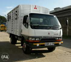 Mitsubishi Canter 4D32 2010 Model..very clean !!