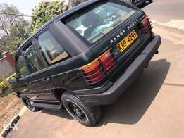 Very Clean Range Rover on sale.