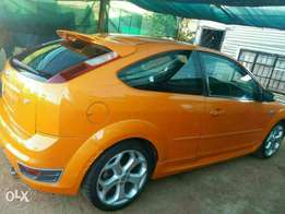 used ford focus 2.5 st for sale