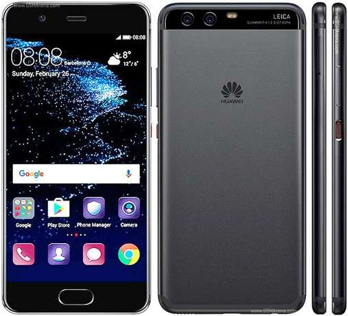 Huawei p10 original warranted 1 year free screen guard brand new seled Nairobi CBD - image 1
