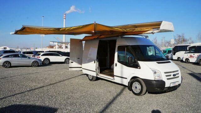 Ford Transit 2.2TDCI/74kw L2H2 /VANBRELLA/klima/ - 2014
