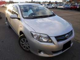 Foreign Used Toyota Fielder 2010 Silver For sale Asking Price1,300,000