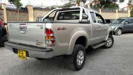 2008 Toyota Hilux KING CAB Manual Diesel