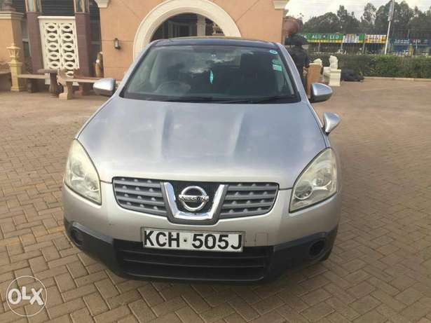 Nissan Duallis very clean Trade in accepted Madaraka - image 7