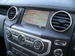 land rover discovery 4 sat nav for sale