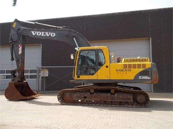 Volvo Ec240bnlc - 2002