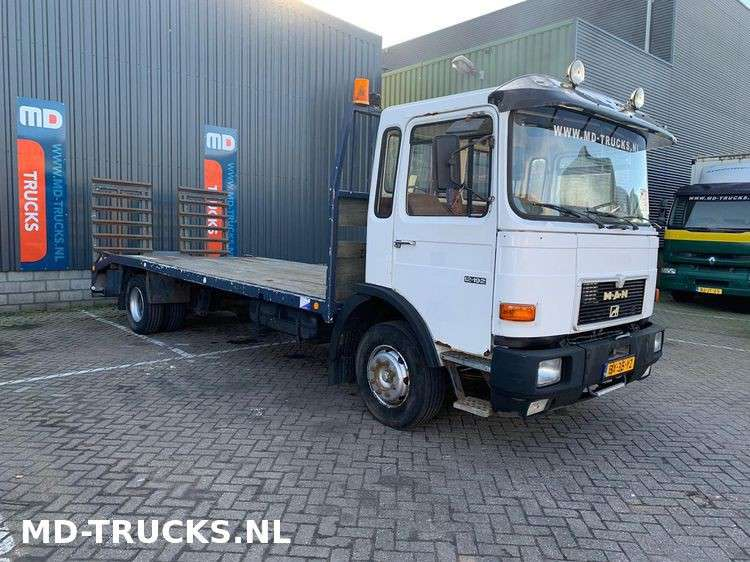12 192 manual nl truck - 1987 - image 2
