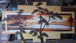 5panel painting