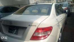 Foreign Used U.S Mercedes Benz C300 For Sale 2008 Model 6.2M