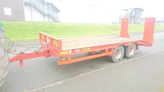 Herbst 19t Low Loader - 2013