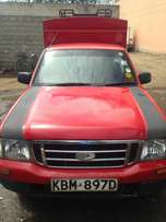 Ford Ranger pick up KBM 2003 Model manual transmission
