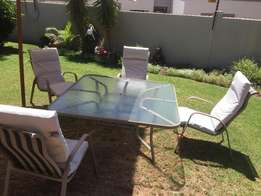 Lovely Patio Set - 4 Seater