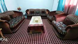 Sofa set 7 seater for sale