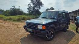 Land rover discovery v8 4x4