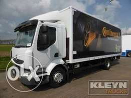 Renault Midlum 220.12 - To be Imported