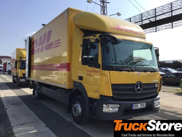 Mercedes-Benz Atego Neu Verteiler 1221 L 4x2 - 2014