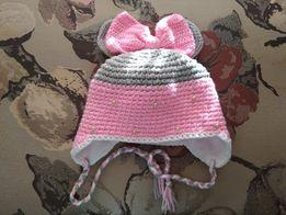 Зимняя Шапка - Одяг для дівчаток - OLX.ua 2688c41b32ab3