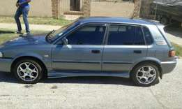 toyota tazz for sale R19500