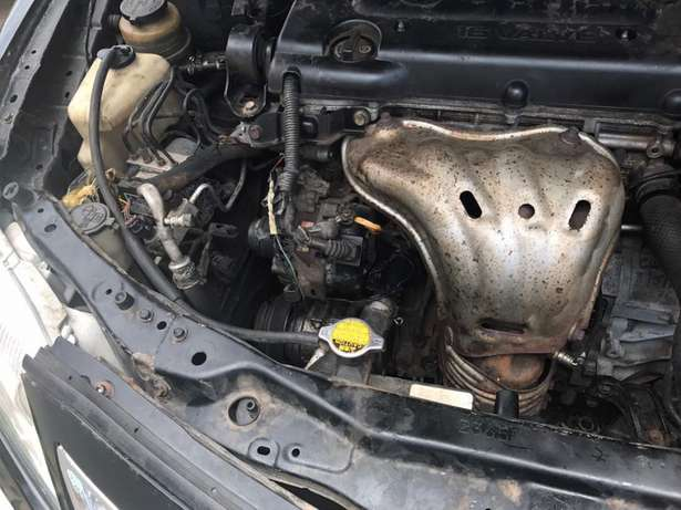 8 months used 4cylinder Toyota Muscle Lagos Island West - image 5