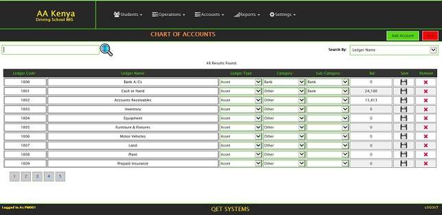 School/Driving School Management System/Software-150,000/= Somare - image 6