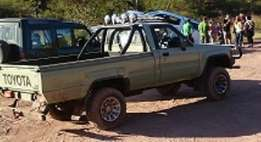Hilux 2.2 4x4 96 for sale